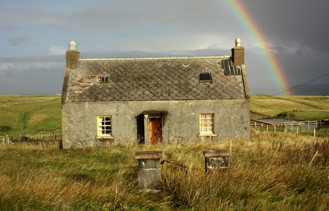 Find out who owns a derelict property