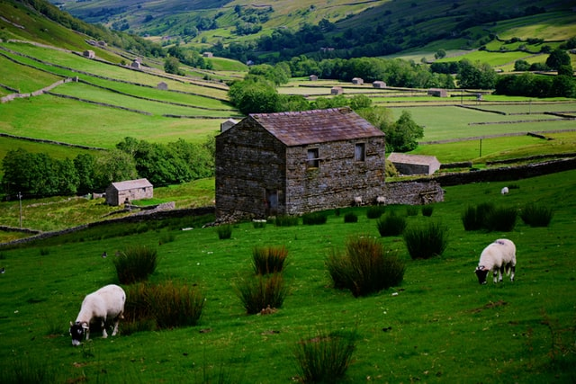 Barn conversions for sale in the UK