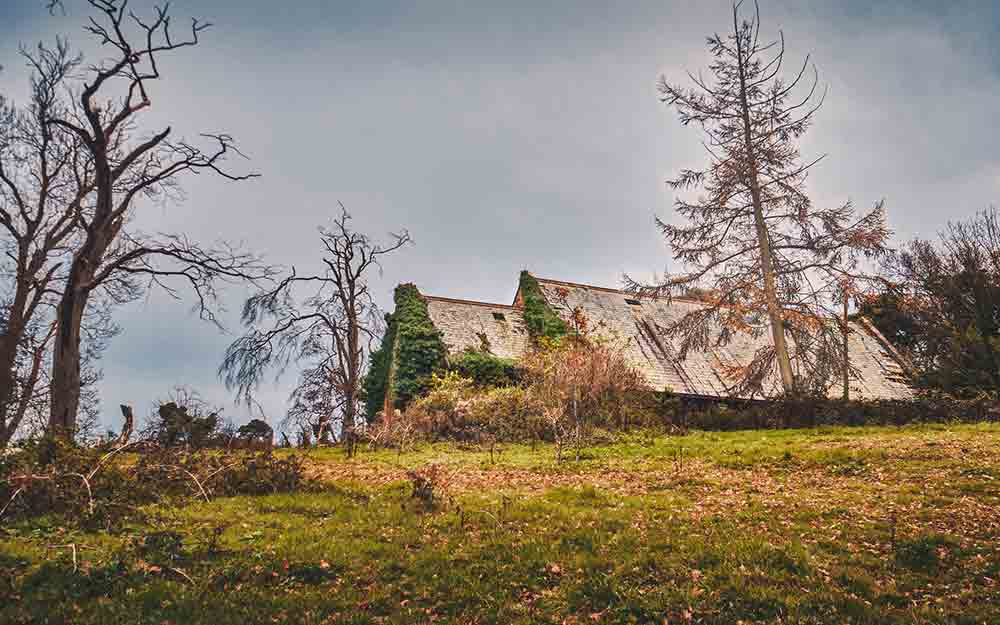 Church buildings for sale in the UK