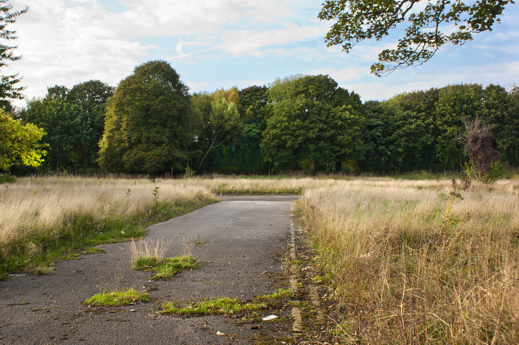 Image showing derelict land for sale