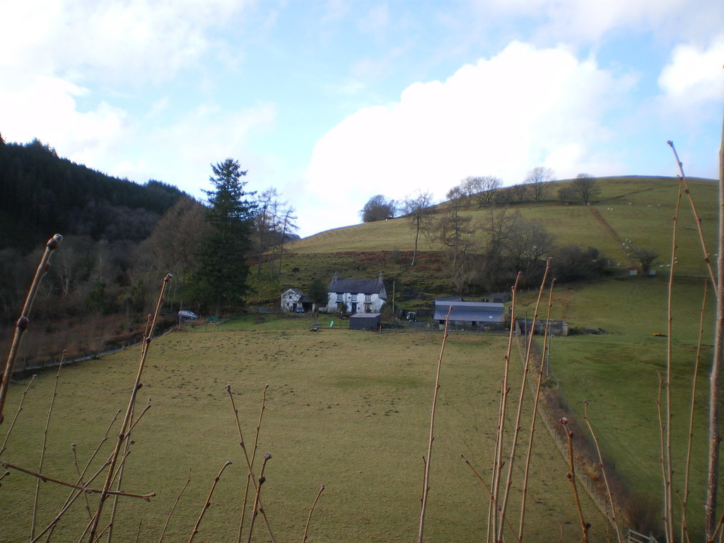 Image showing a smallholding for sale in Wales