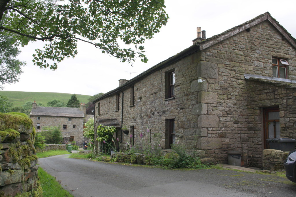 Image showing a converted stone barn