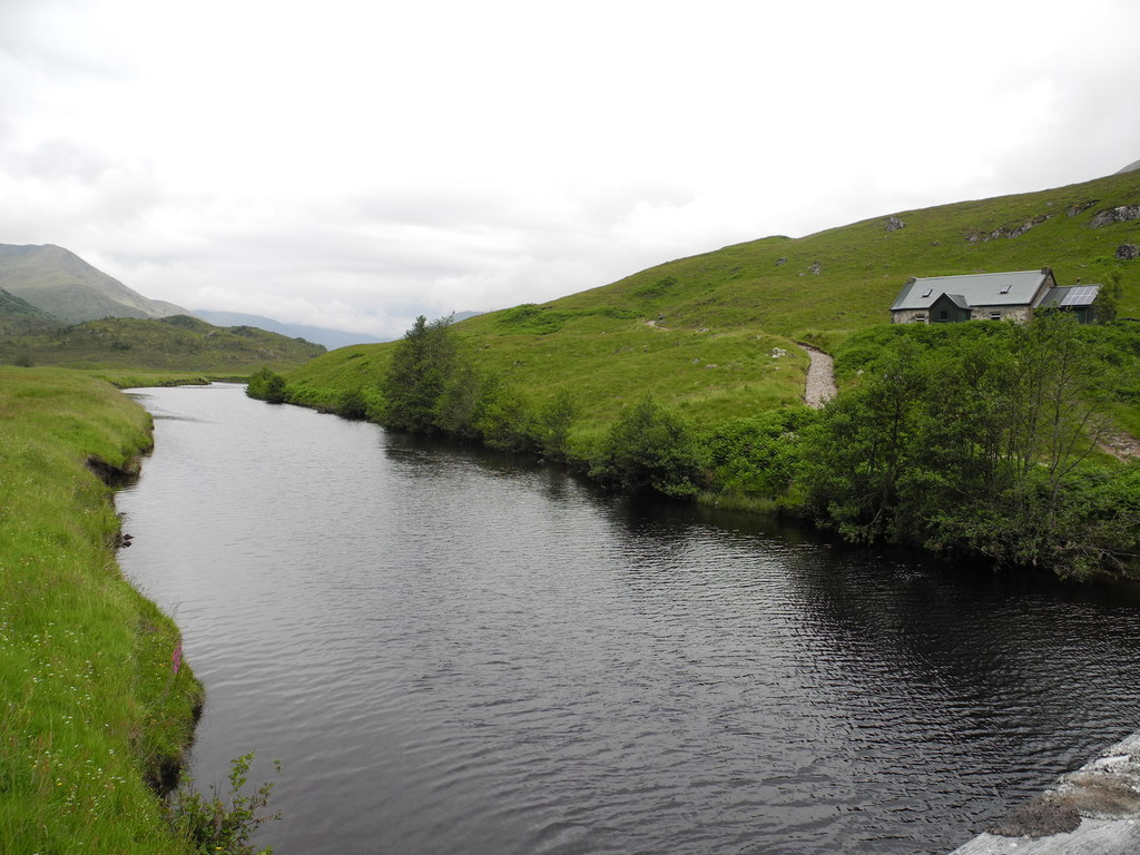 Image showing a remote rural croft for sale in Scotland
