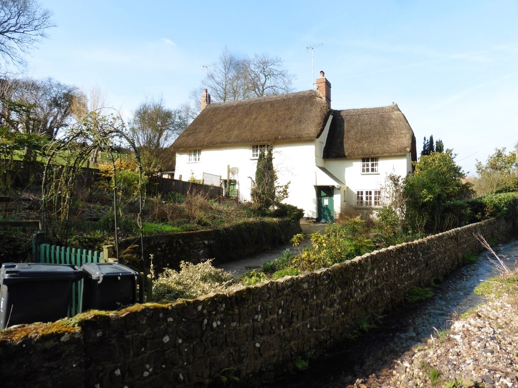 Image showing a rural property in devon