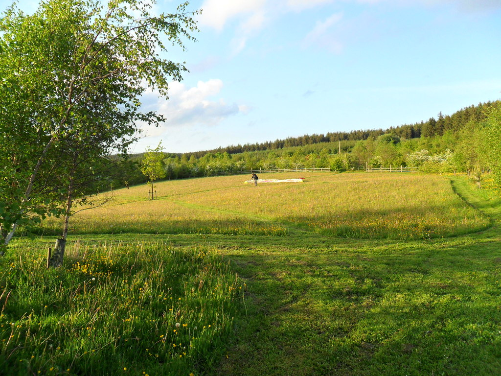 Image showing a smallholding for rent