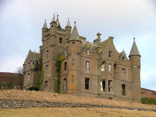 Why Are Castles So Cheap?