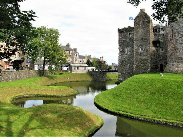 Is there any Scottish castles for sale?