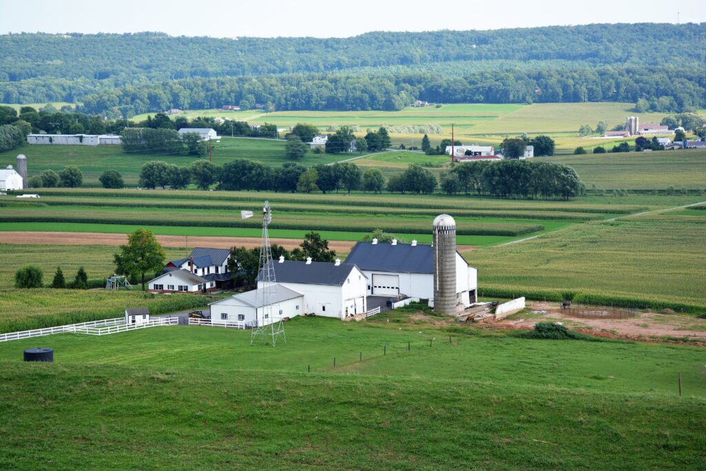 how to buy a farm in the UK